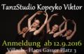 TanzStudio Kopeyko Viktor Einschreibung